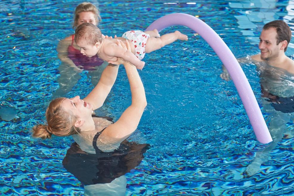 cadeaubon babyzwemmen