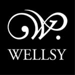 logo wellsy black square